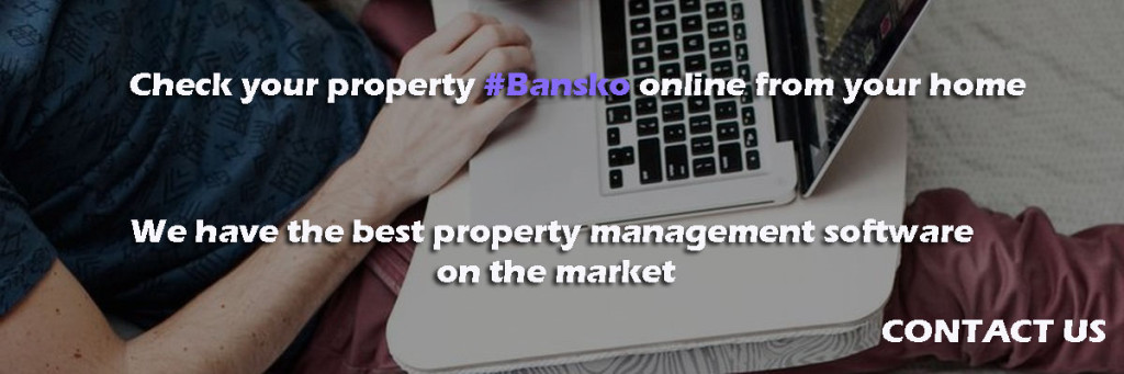 Bansko Property Management Software